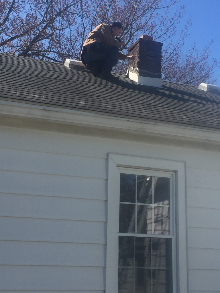 Art Horinek Chimney Inspection in Ostrander, OH
